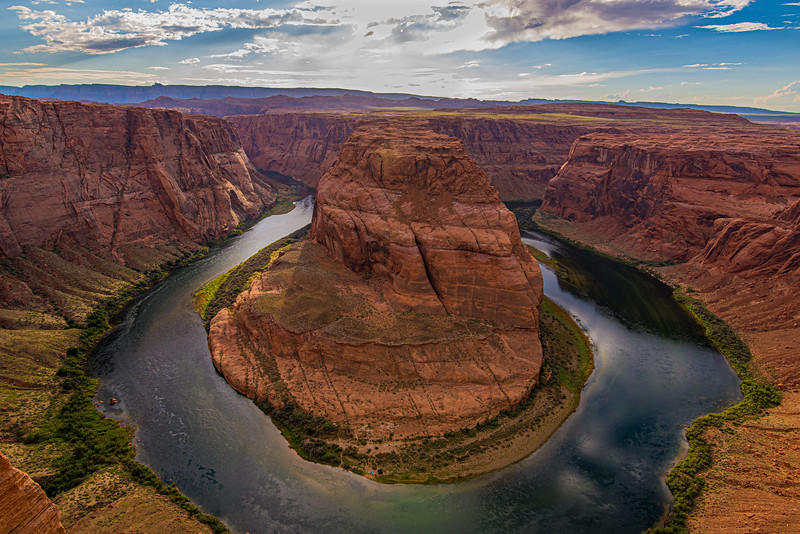 Horshoe Bend on the Colorado River