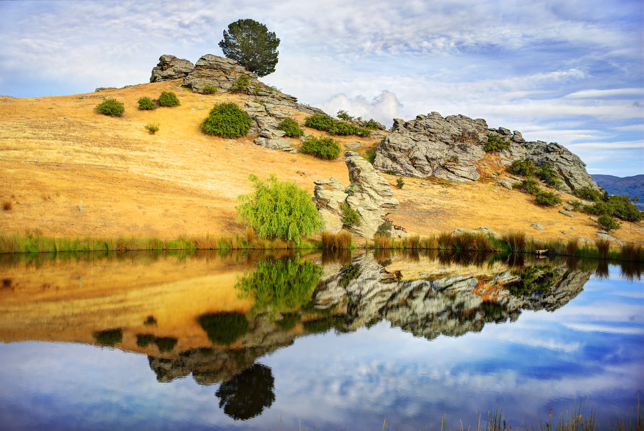 Another Central Otago Pond