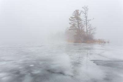 Frozen Fog