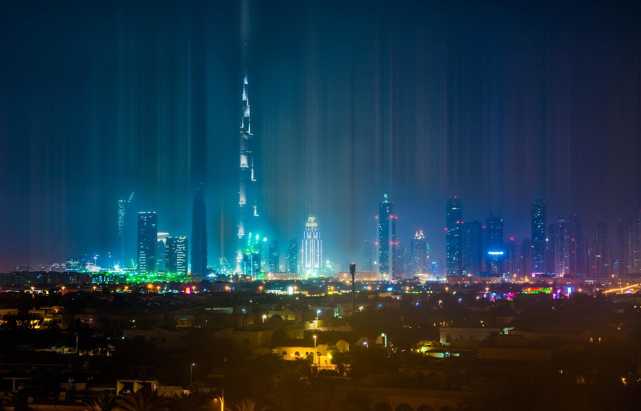 The Edges Of Dubai