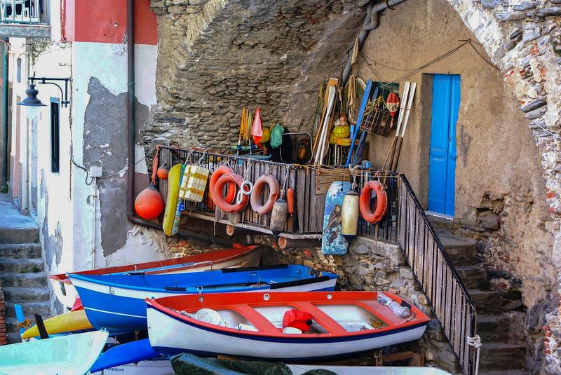 Riomaggiorre, Italy