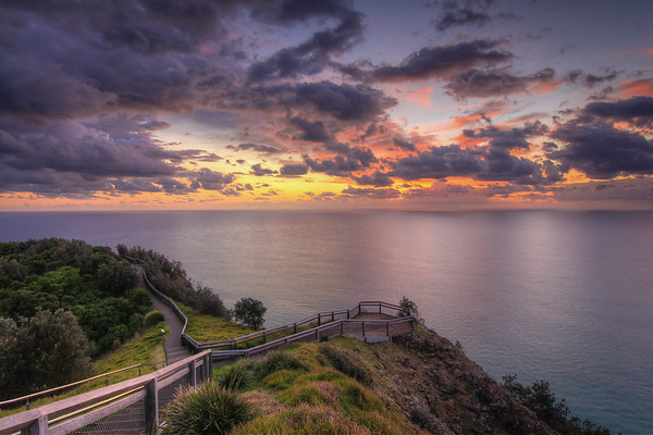 Cape Byron Sunrise