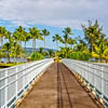 Bridge to Coconut Island
