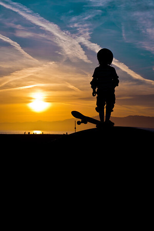 Grom Silhouette