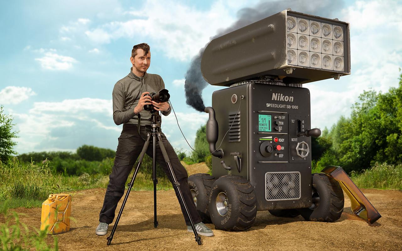 Nikon SB-1000