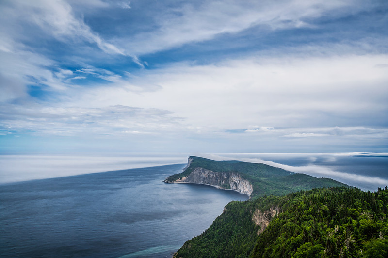 Mont Saint-Alban Observation Point