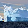 Ice Castles In Antarctica - Hydrurga Rocks Antarctica