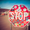 The First Stop Sign