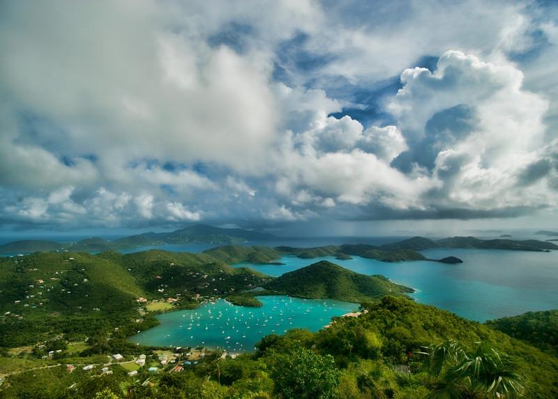 Coral Bay, St. John USVI