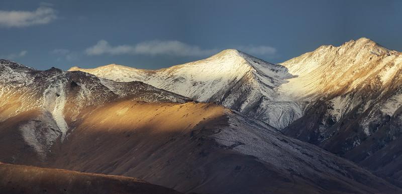 Mt Cook Peaks