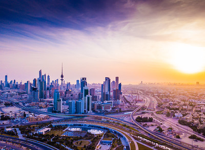 Good Morning - Downtown Kuwait