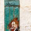 Window Shutter Painting
