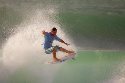 Pro Surfer Kalani Chapman