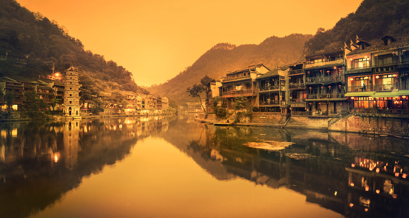 Reflections of Old China