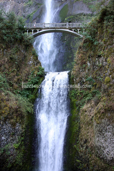 Multnomah Falls, Oregon - September 2010