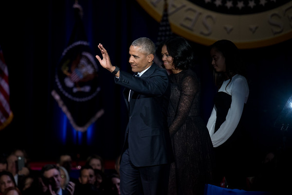 Obama's Farewell Address<br /> Chicago, IL<br /> January 10, 2017