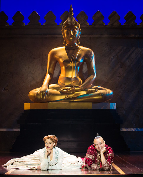 "Lincoln Center Theatre's ""The King & I"" / National Tour 2018"
