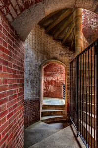 In the tower 2- Fort Point