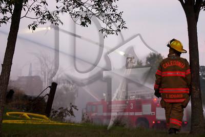 2011, September 13 - Burnwell Gas Explosion & Fire, Level 2 HAZMAT (1488)