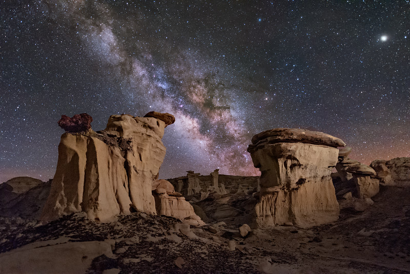 The Pillars of the Night