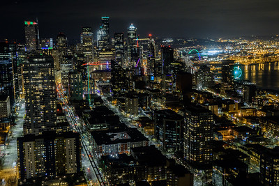 Seattle at Night-5066