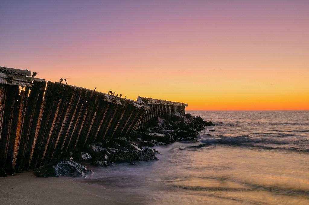 Landscape Photography Dockweiler State Beach
