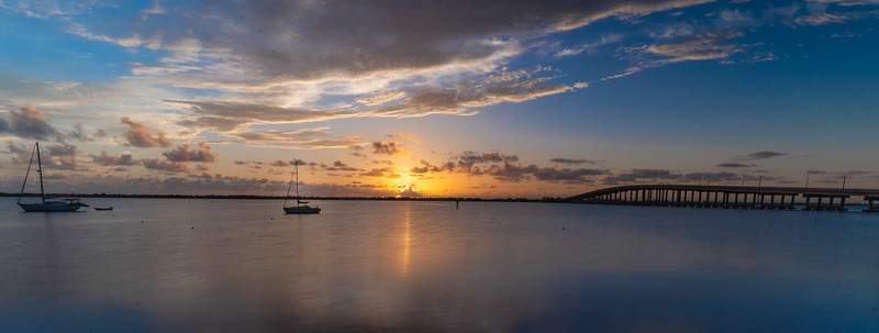 Sunrise on the Intracoastal