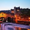 Pulteney Bridge Bath - Night