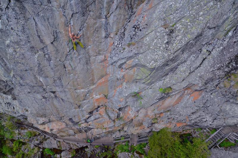 Gaël Ribordy, Switzerland
