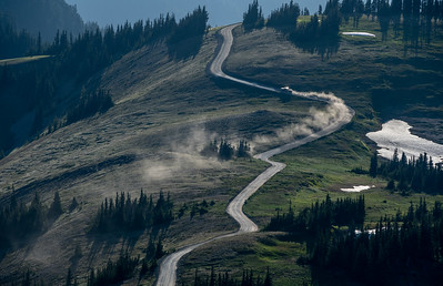 Road to Obstruction Point
