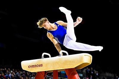 2018 Gymnastics British Championships