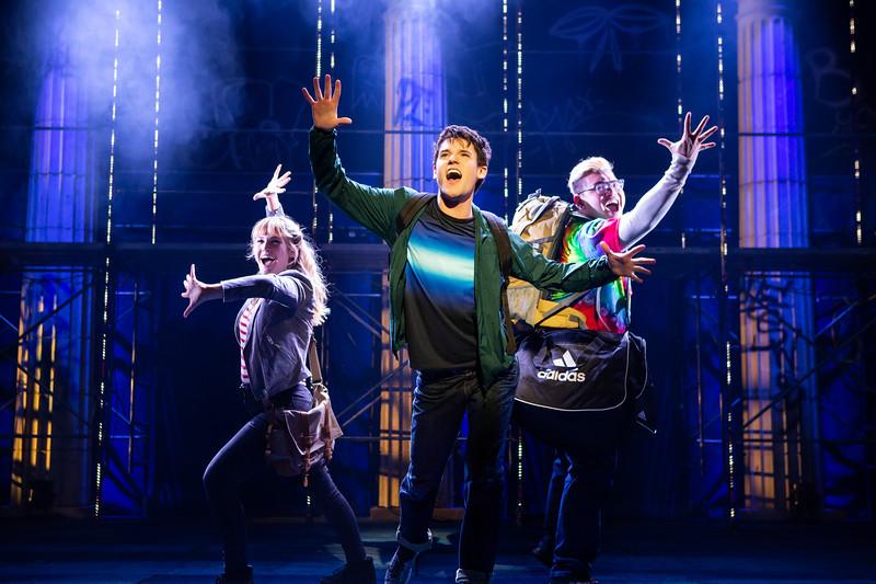 """The Lightning Thief"" / Broadway 2019"