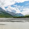 Alaska Range & the Delta Flats