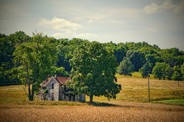 'This Old House' ~ Rural Missouri