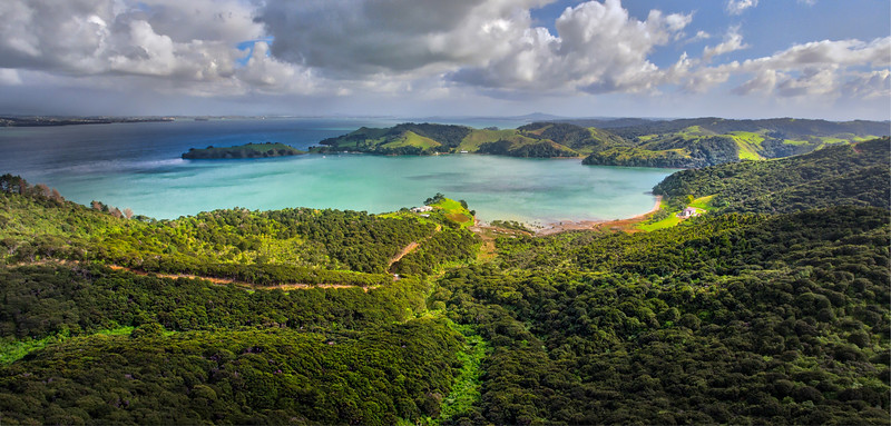 Stunning Waiheke From Above