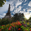 "<h2>Another Summer Day in Paris</h2> <br/>I'm having an amazing time in Paris.  As usual, it's off-the-rails perfect.  The weather has been remarkable, the sunsets amazing, and the chocolate flows like mana from heaven.   I made it over to the Eiffel Tower for a big night of shooting, and arrived there just as the sun was setting.  I have a few little special spots I like to visit around the tower that are not full of tourists and the like.<br/><br/>This shot looks much more delicate, perhaps, than I did while achieving it.  Unfortunately, this was one of those tricky ones where the tripod legs were splayed out like a flattened armadillo.  I looked beyond redonkulous while taking it...<br/><br/>Read the rest <a href=""http://www.stuckincustoms.com/2010/09/20/another-summer-day-in-paris/"">here</a> at the Stuck in Customs blog."