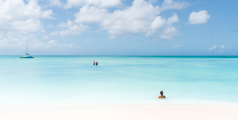 The Simple Shapes Of Aruba
