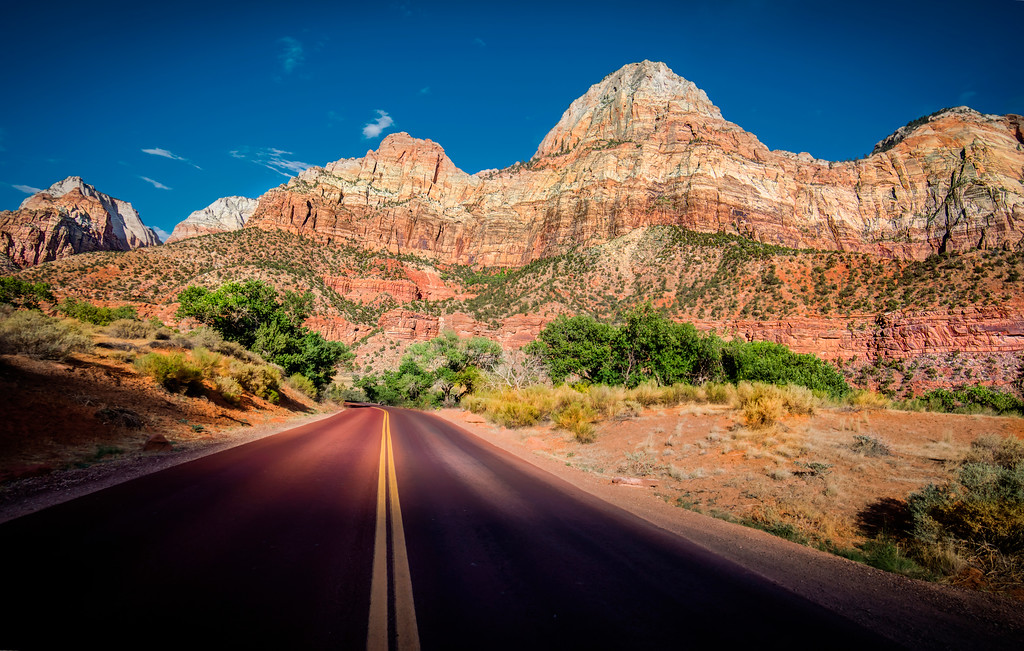 Through the Soft Roads of Zion