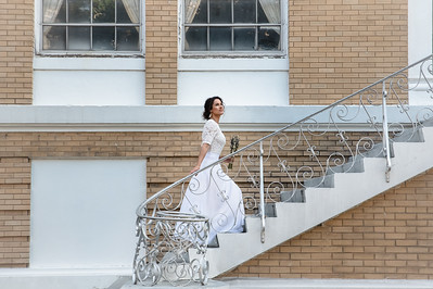 Ybor City Bridal Photos