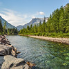 MacDonald Creek - Glacier National Park