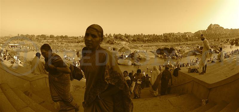 Hampi, Karnakata, India