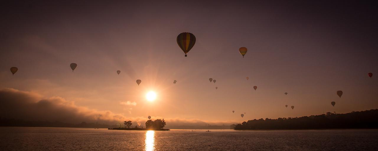 Balloon Spectacular Magic