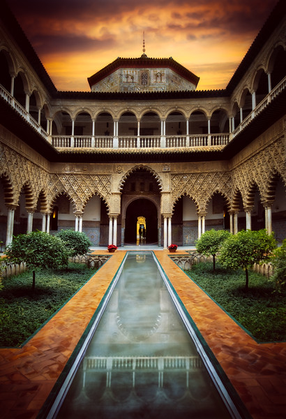 Alcazar - A Treasure In Seville