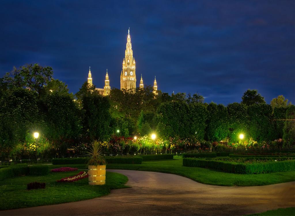 Exploring Vienna, Austria