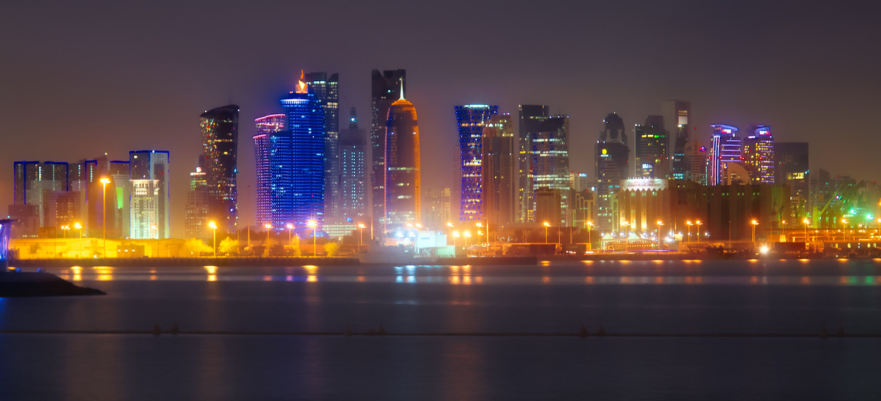 Downtown Doha