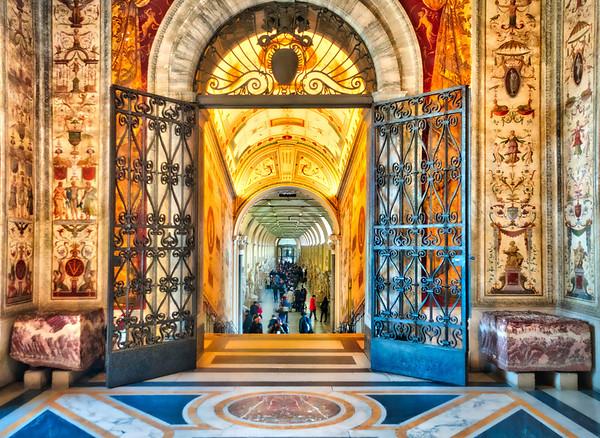 Exploring The Vatican
