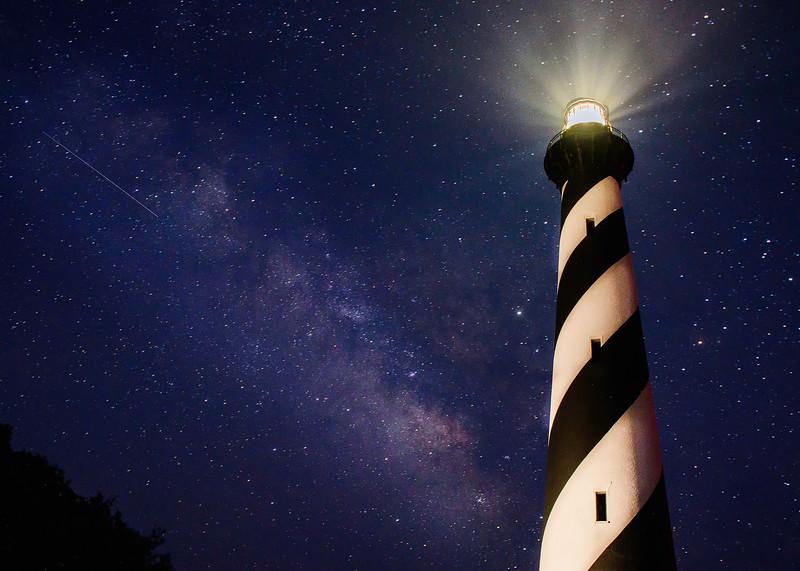 Hatteras Milky Way