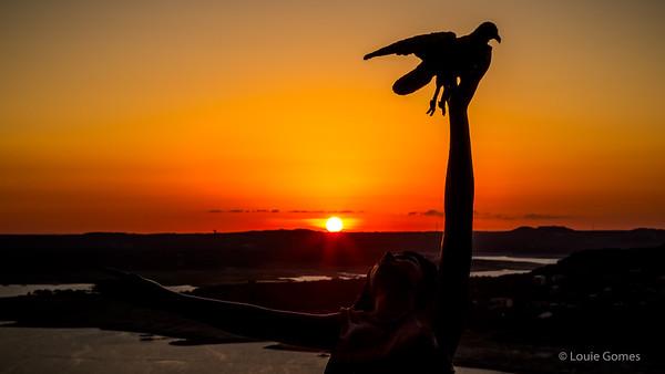 Oasis on Lake Travis - Sunset