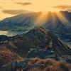 High Above Lake Wakatipu