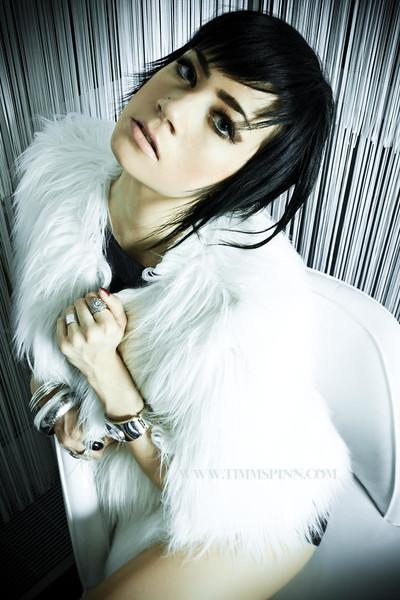 Model: Tina Simpson